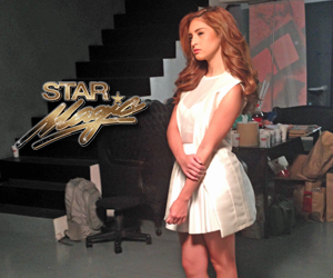BEHIND THE SHOOT OF STAR MAGIC CATALOGUE 2015: Coleen Garcia