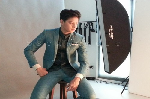 shoot  star magic catalogue  daniel padilla
