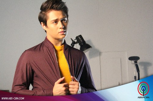 BEHIND THE SHOOT OF STAR MAGIC CATALOGUE 2015: Enrique Gil