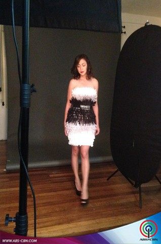 BEHIND THE SHOOT OF STAR MAGIC CATALOGUE 2015: Jodi Sta. Maria