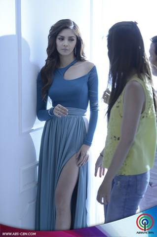 BEHIND THE SHOOT OF STAR MAGIC CATALOGUE 2015: Kim Chiu