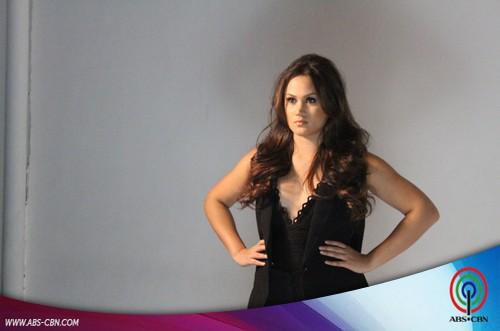 BEHIND THE SHOOT OF STAR MAGIC CATALOGUE 2015: Melissa Ricks