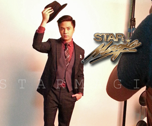 BEHIND THE SHOOT OF STAR MAGIC CATALOGUE 2015: Sam Concepcion