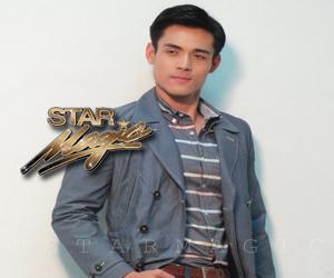 BEHIND THE SHOOT OF STAR MAGIC CATALOGUE 2015: Xian Lim