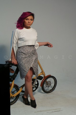 BEHIND THE SHOOT OF STAR MAGIC CATALOGUE 2015: Yeng Constantino