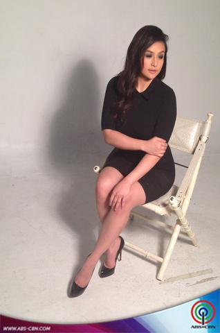 BEHIND THE SHOOT OF STAR MAGIC CATALOGUE 2015: Zia Quizon