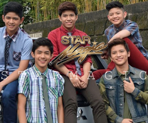 BEHIND-THE-SCENES: Gimme 5's Manila Bulletin Pictorial