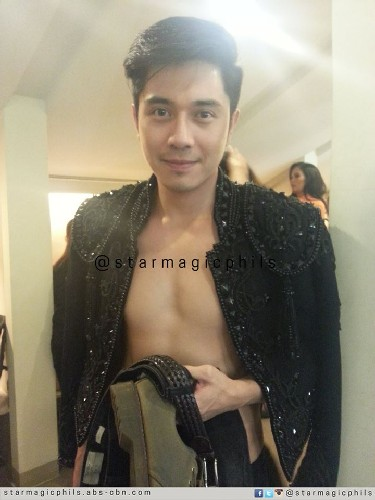 Backstage Photos: Star Magic celebrities at the Bench The Naked Truth Fashion