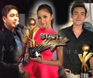 STARMAGIC: Coco, Kim and Xian at the EdukCircle Awards