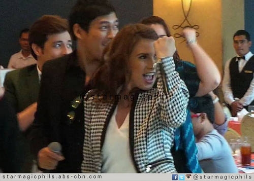 Grease Manila Presscon