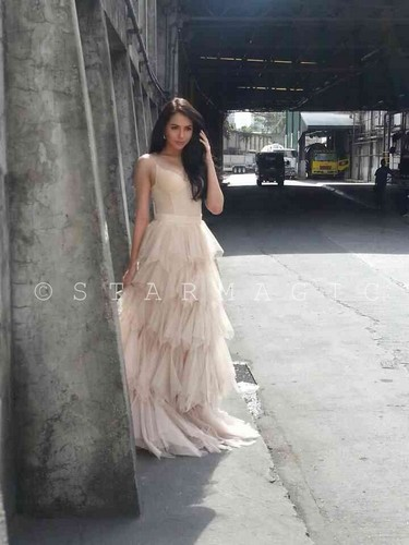 Julia montes debut dress pictures
