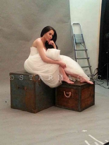 Julia Montes: Behind the shoot of 100 Most Beautiful