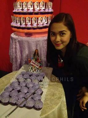 LOOK: Maja Salvador celebrates 26th birthday with fans