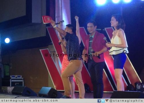LOOK: Star Magic Artists nagpasaya sa ABS-CBN Mobile Retailers Convention sa Cebu