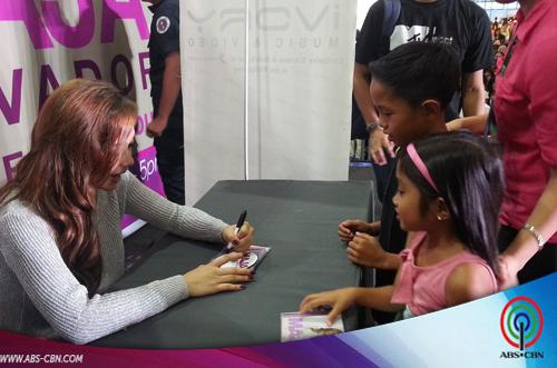 Maja Believe Album Tour at Santiago Isabela