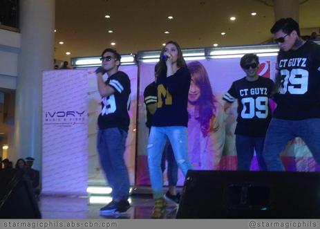 Maja Believe Album Tour in Manila