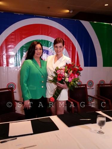 PHOTOS: Bea is still a Kapamilya
