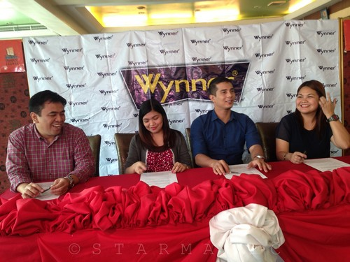 PHOTOS: Ejay Falcon's new endorsement contract signing