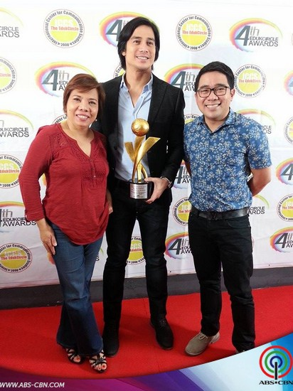 PHOTOS: Piolo Pascual hailed as the Most Influential Film Actor of the Year by the 4th EdukCircle Awards
