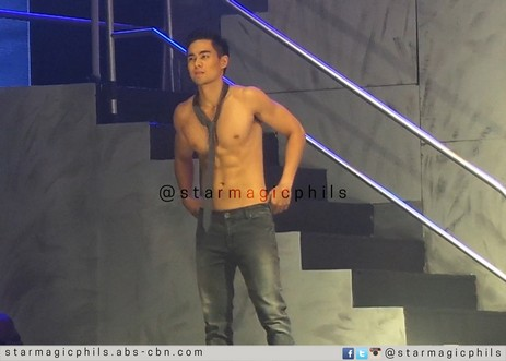 Star Magic celebrities sizzle at the Cosmo Bachelor Bash 2014