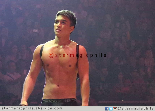 The Star Magic artists conquer the Bench The Naked Truth Fashion Show
