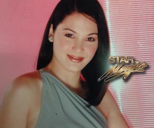 The beautiful Kristine Hermosa 10 years ago