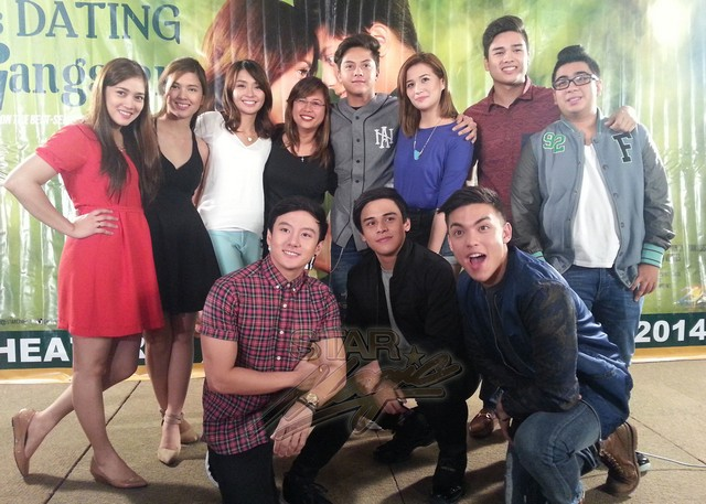 She's Dating The Gangster Victory Party